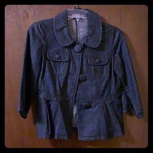 Ann Taylor Jean jacket
